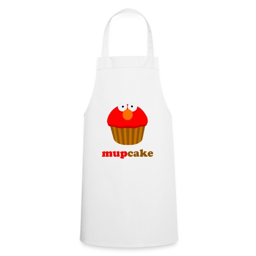 mupcake elmo - Keukenschort