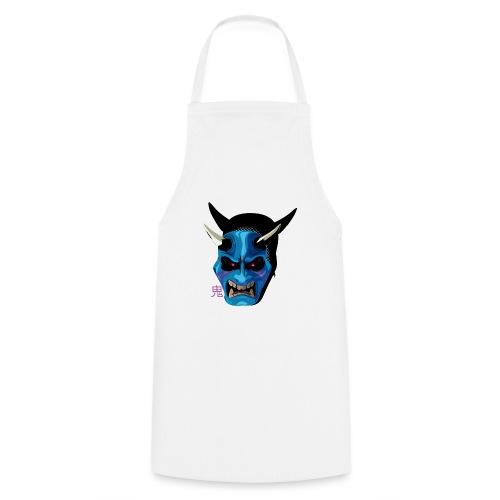 mask - Delantal de cocina
