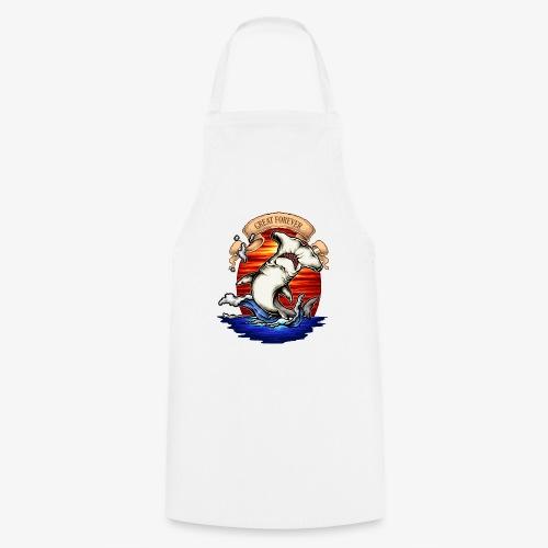 König des Ozeans - Kochschürze