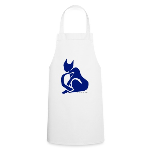 Matisse's Cat Women's Girlie T-Shirt - Cooking Apron