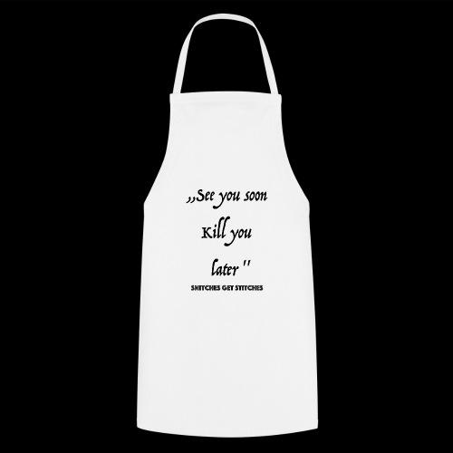 Haters - Kochschürze