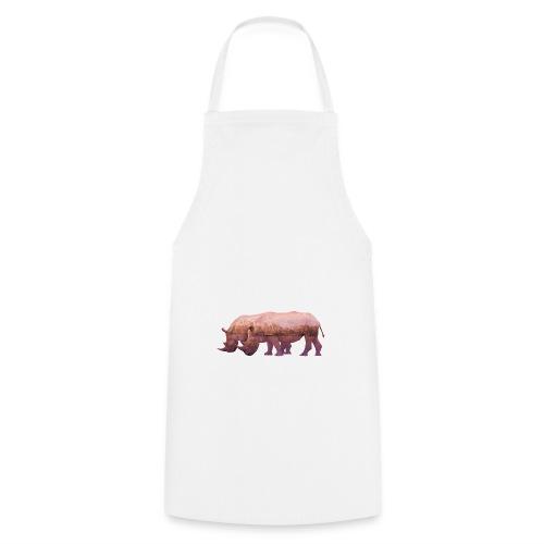 Nashorn Alpen - Kochschürze
