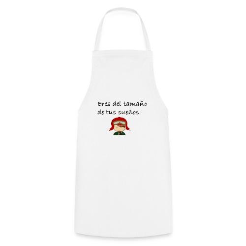 Frase motivadora - Delantal de cocina