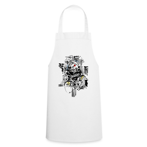 Samurai Ink - Cooking Apron