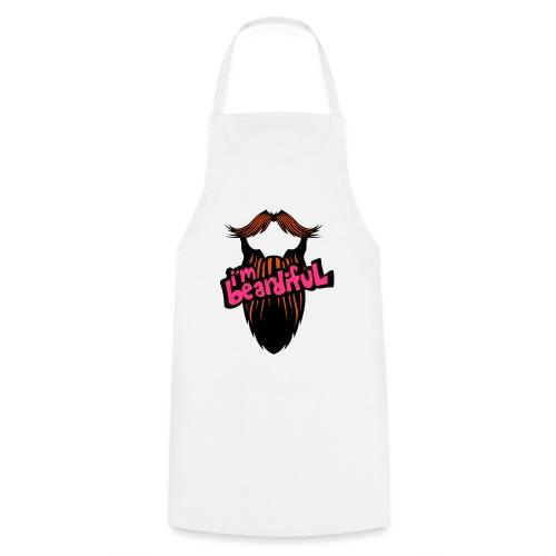 citation barbe i m beardiful barbu humou - Tablier de cuisine