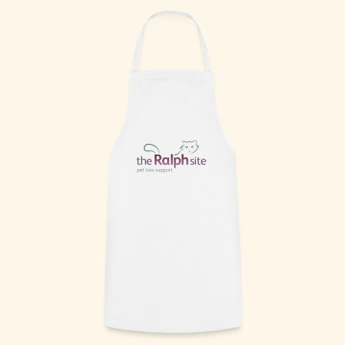 The Ralph Site, non-profit pet bereavement support - Cooking Apron