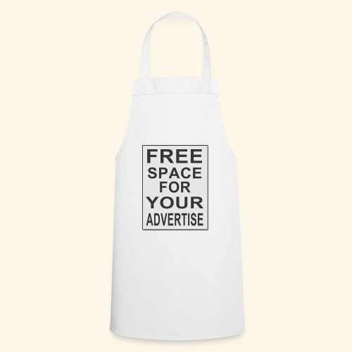 Free space for your advertise - Cooking Apron