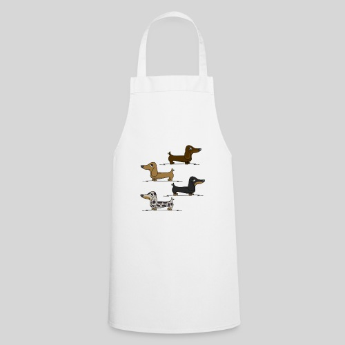 Dachshunds - Cooking Apron