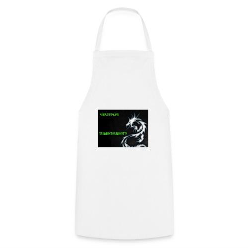 ElementalDragonYT merchandise - Cooking Apron
