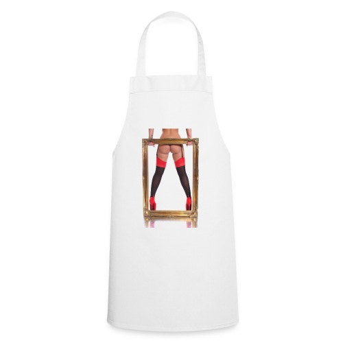 Gilt Frame - Cooking Apron