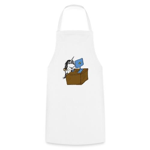 unicorno Godin - Grembiule da cucina