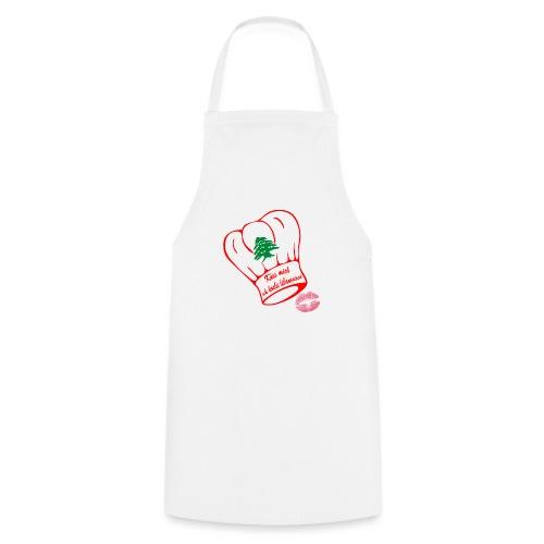 Libanon Küss den Koch - Kochschürze