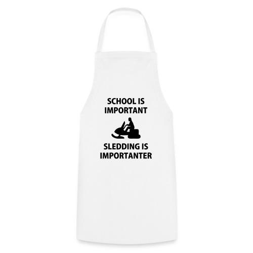 School - Förkläde