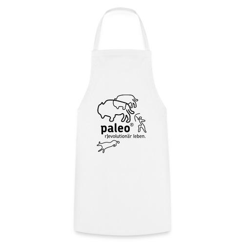 Paleo r evolutionär Illu - Kochschürze