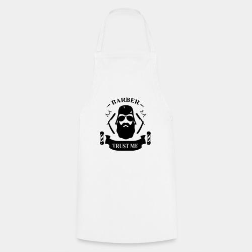 BARBER_2.0 - Fartuch kuchenny