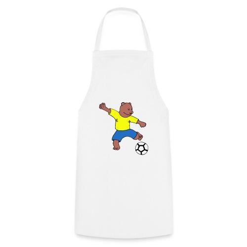 Bill le footballeur - Tablier de cuisine