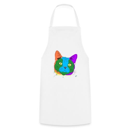 Gatto Soriano - Grembiule da cucina