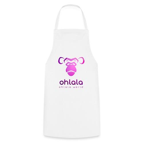 Ohlala PURPLE - Tablier de cuisine