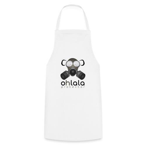 OHLALA PROTECTOR BLK - Tablier de cuisine