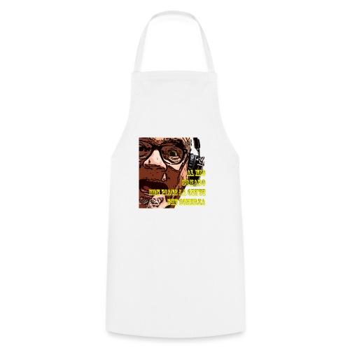 Caro Carlo mio somaro - Grembiule da cucina
