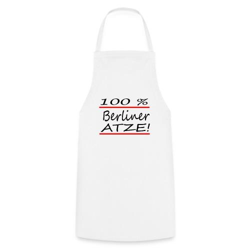 100% Berliner Atze - Kochschürze