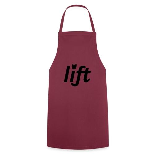 Tazza con logo Lift 2016 - Grembiule da cucina