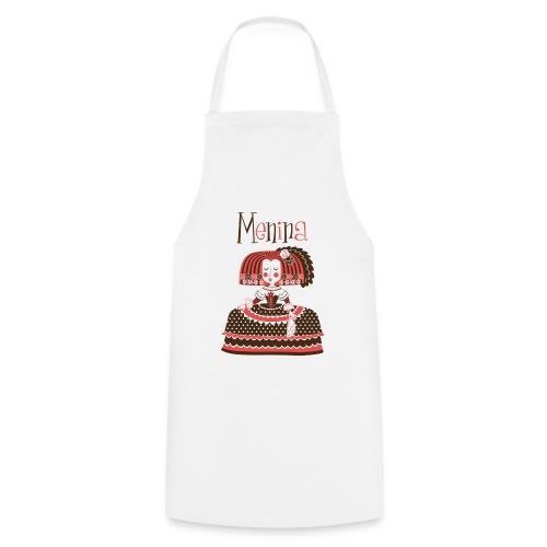 MENINA - Delantal de cocina