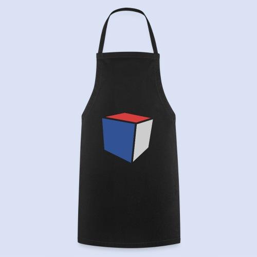 Cube Minimaliste - Tablier de cuisine