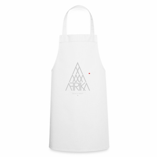 AFRIKA Pyramid Heart - Cooking Apron