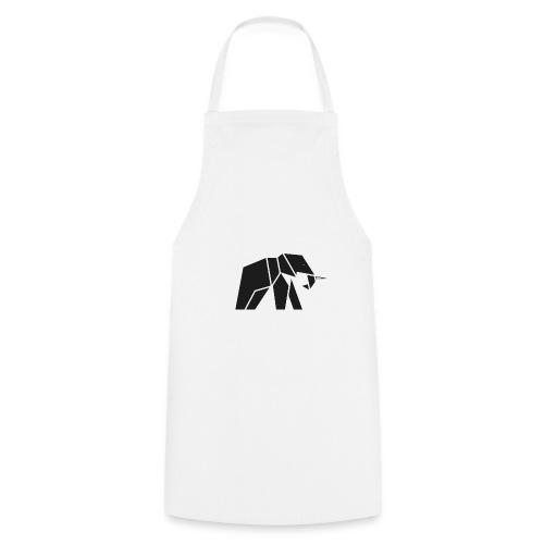Schönes Elefanten Design für Elefanten Fans - Kochschürze