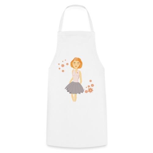 roodharig meisje - Tablier de cuisine