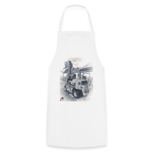 takraf fertig - Kochschürze