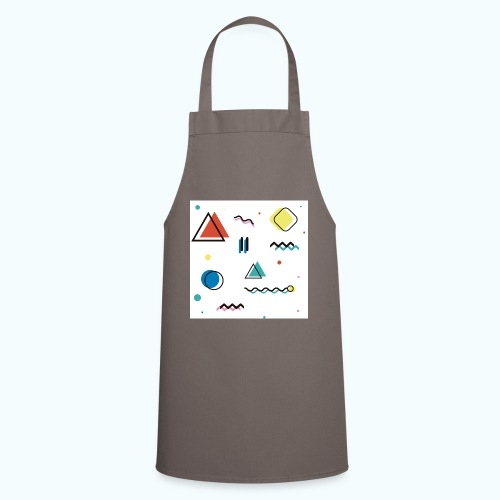 Abstract geometry - Cooking Apron