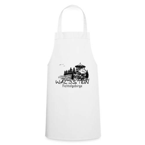 Waldstein im Fichtelgebirge - Kochschürze