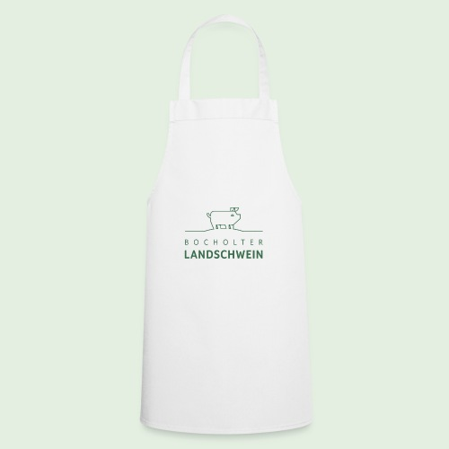 Bocholter Landschwein pur - Kochschürze
