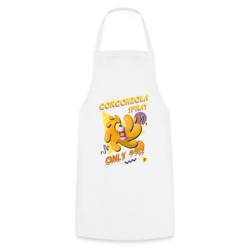 Gorgonzola spray - Grembiule da cucina