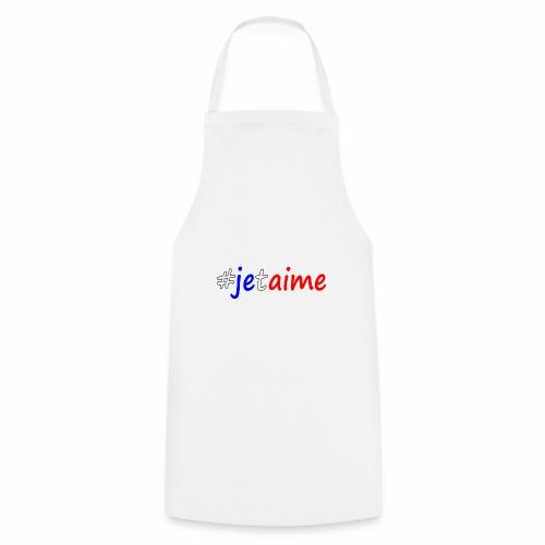 #Je t'aime - Tablier de cuisine
