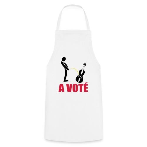 A voté - Tablier de cuisine
