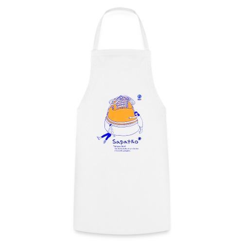 Sapatão - Delantal de cocina
