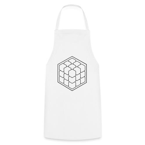 Cubik Monochrome - Tablier de cuisine