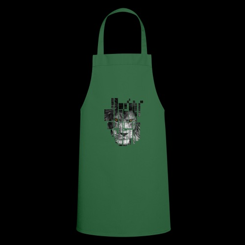 Pixel Lion Tattoo Inspire - Cooking Apron