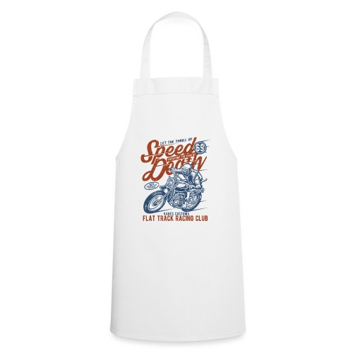 Flat Track Racing Club - Cooking Apron