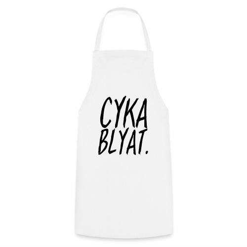 cyka blyat - Tablier de cuisine