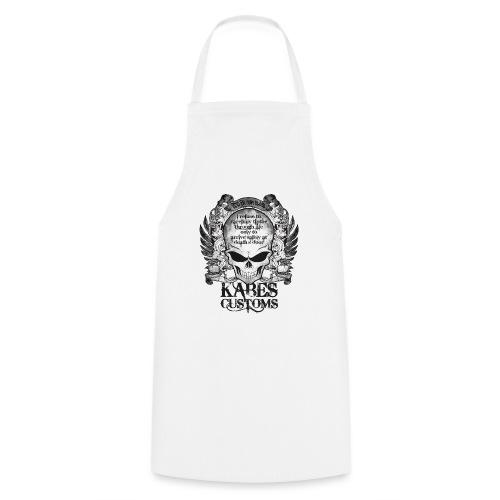 Kabes Tiptoe T-Shirt - Cooking Apron