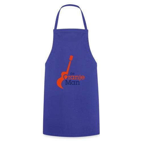 de oranje man wilhelmus hoekstra logo groot - Keukenschort