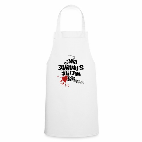 Ist meine SIMME ok? - Cooking Apron