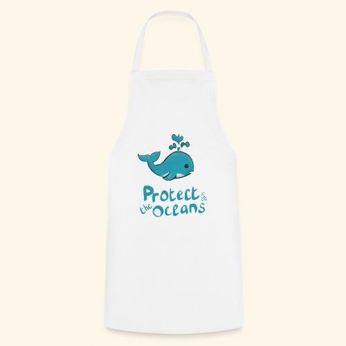 Protèges les océans - Tablier de cuisine