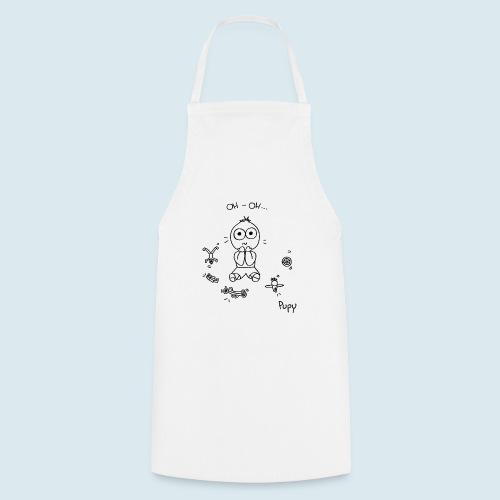 Pupy: oh-oh... - boy - Grembiule da cucina