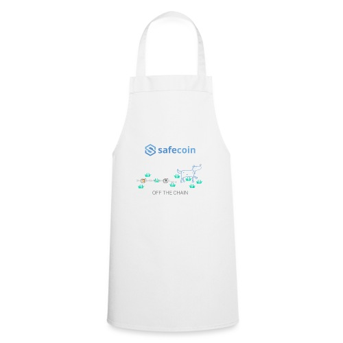 Dogey Chainfree - Off the Chain - Cooking Apron
