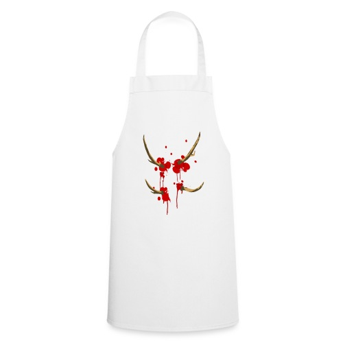antlers - Cooking Apron